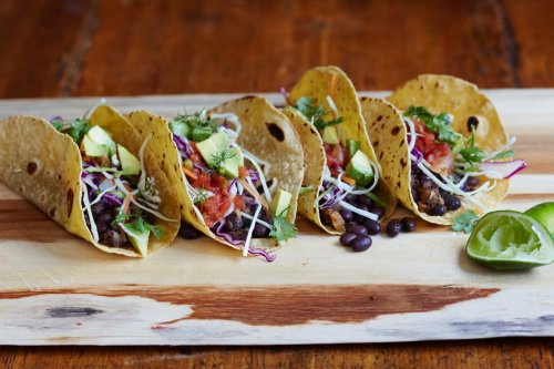 10-Minute Black Bean Tacos Prove Store-Bought Is Perfectly Fine