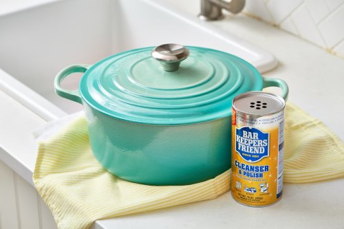 6 Things You Should Never Clean with Bar Keepers Friend
