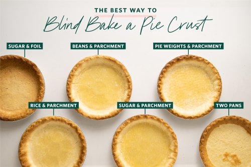 We Tried 6 Methods for Blind Baking a Pie Crust and the Winner Was a Sweet Surprise