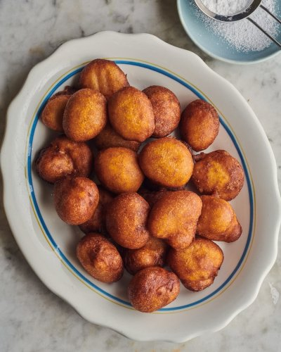 Puff Puff Is the Fried Dough of Your Dreams