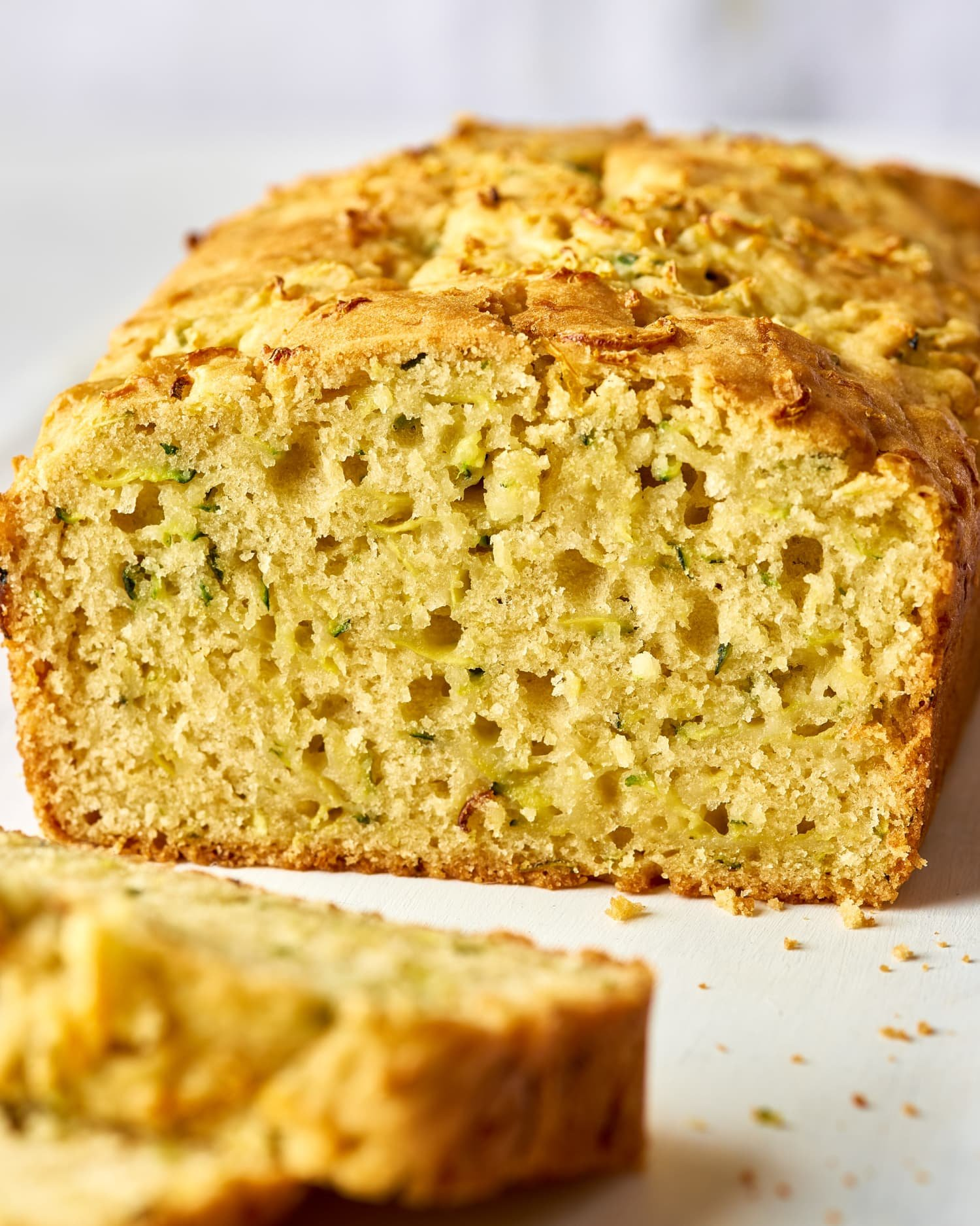 How To Make Easy, Soft Zucchini Bread