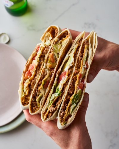 Here's How to Make the Best Copycat Taco Bell Crunchwrap Supreme at Home