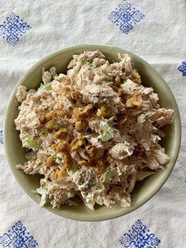 The Classic Chicken Salad Recipe You'll Soon Know by Heart