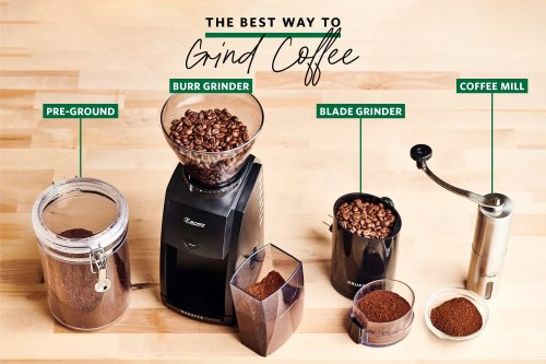 We Tried 4 Different Ways of Grinding Coffee — And This Was the Hands-Down Favorite
