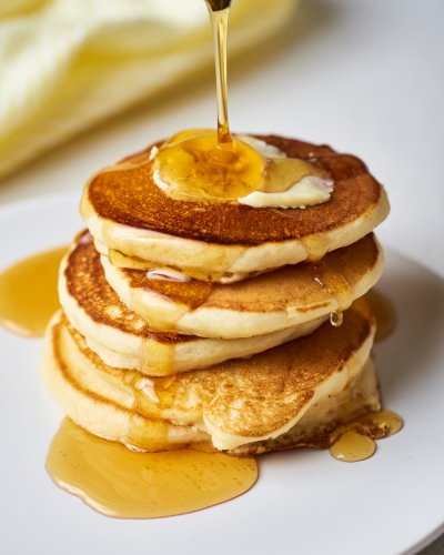 This Easy Trick Will Make Your Boxed Pancakes So Much Better