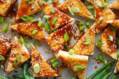 A Newbie's Guide to Cooking Tofu & Loving It