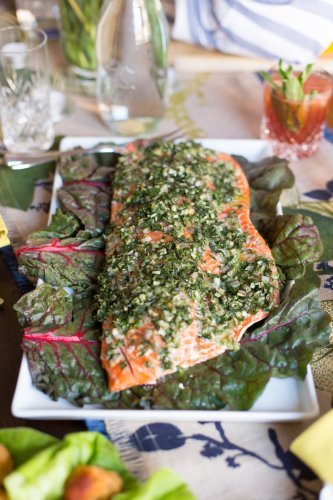This Recipe Forever Changed the Way I Cook Salmon
