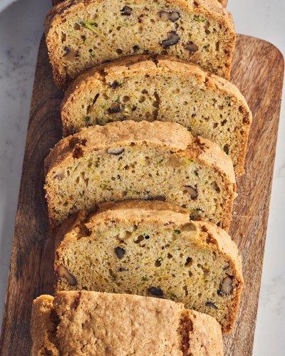 I'm Finally Sharing My Grandma's Top-Secret Zucchini Bread Recipe