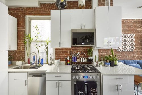 Dark Paint! Floating Shelves! These Kitchen Designs Are Trending on TikTok