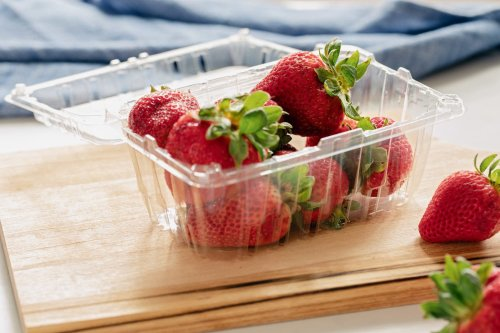 The Last Thing You Should Do with an Empty Berry Container