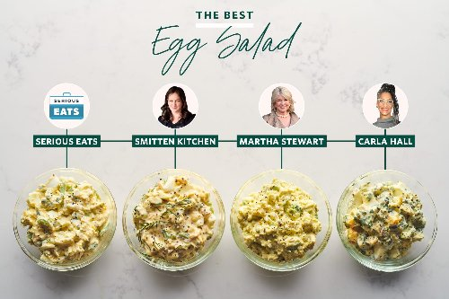 We Tested 4 Famous Egg Salad Recipes and the Winner Is a Total Game-Changer