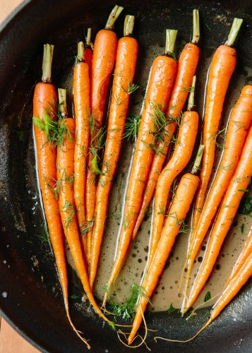 Baby Carrots with Dill Is the One Veggie Recipe You Have to Make This Month
