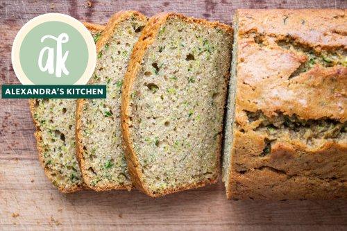 "Alexandra's Kitchen's ""Super Moist"" Zucchini Bread Recipe Is a Total Game-Changer"