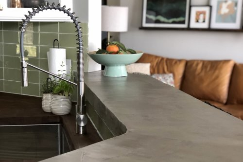4 DIY Hacks to Transform Your Old Laminate Counters from Cheap to Expensive-Looking