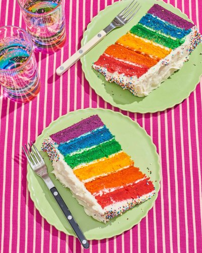 This Rainbow Cake Is a Reminder of Our Proud Community (Plus, It's Delicious)