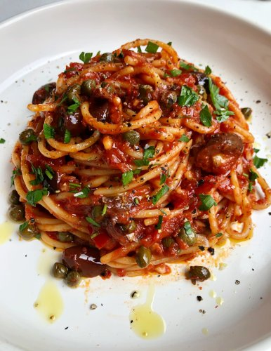 """The Pasta Queen's """"Favorite Recipe of All Time"""" Is Mind-Blowingly Simple"""