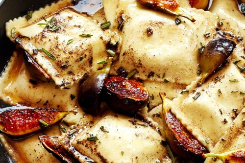 This Fancy Ravioli Dinner Uses an Easy Grocery Store Shortcut
