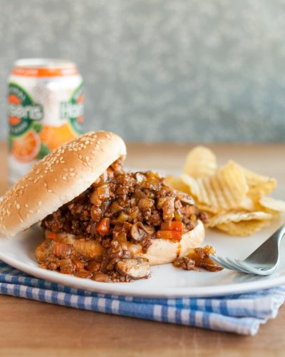 Sloppy Joes Are Incredibly Satisfying