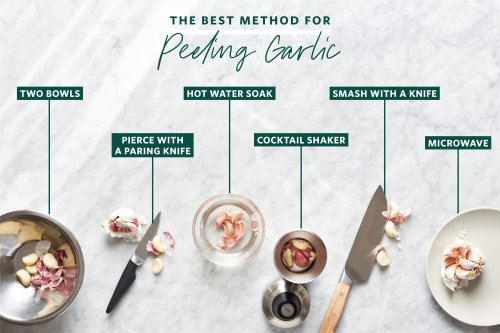 We Tried 6 Methods for Peeling Garlic and Found the Fastest and Easiest Method on the Planet