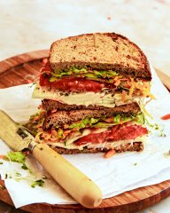 Discover easy lunches