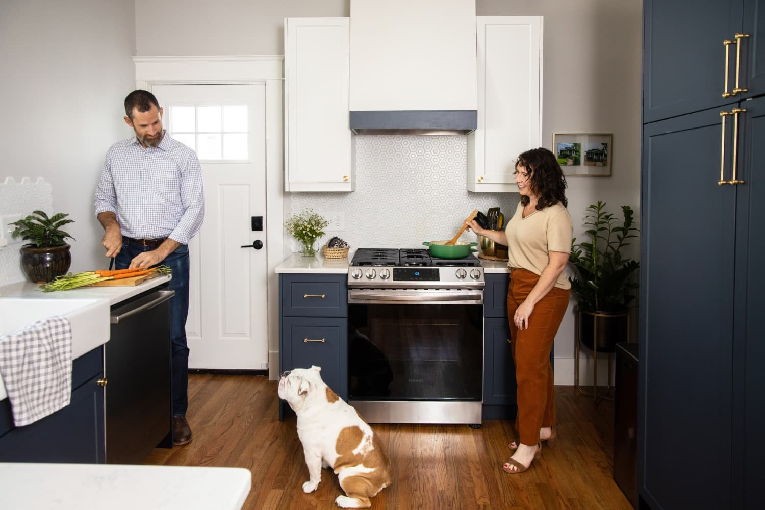 This Couple Used a $17 Book to Help Them Design Their Kitchen — And It Was the Best Decision They Ever Made