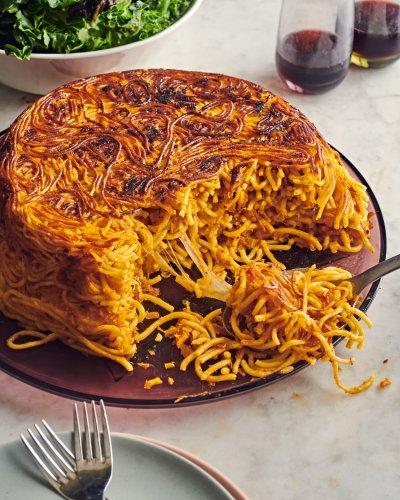 Crispy, Cheesy Persian Makaroni Is My Comfort Food MVP