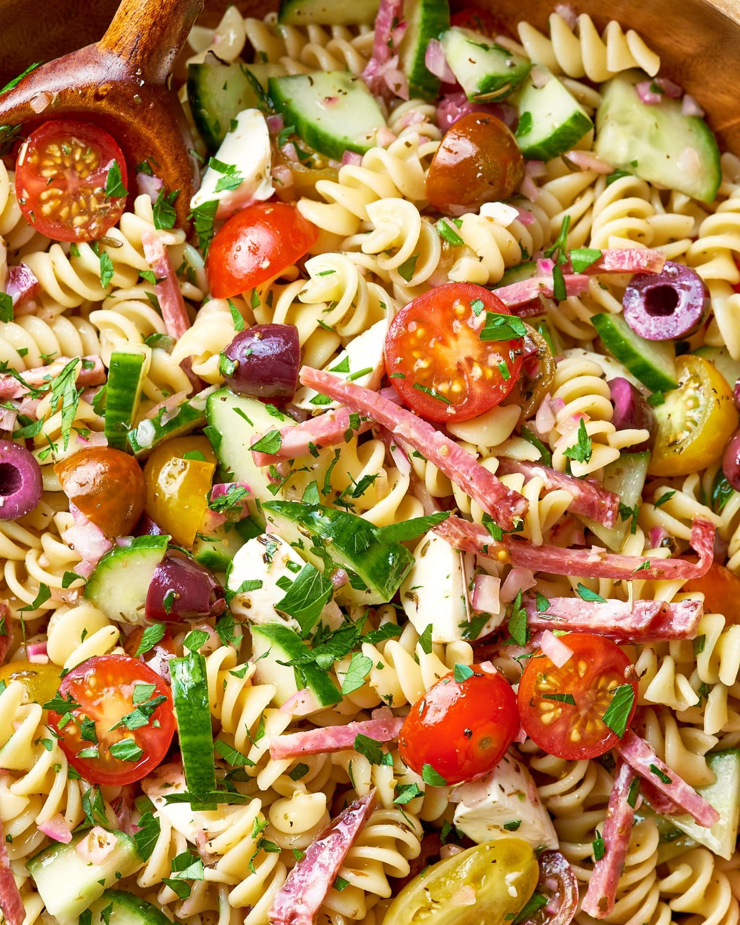 The Only Pasta Salad Recipe You Need Right Now