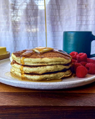 Martha Stewart Just Taught Me the Secret to the Best Pancakes Ever