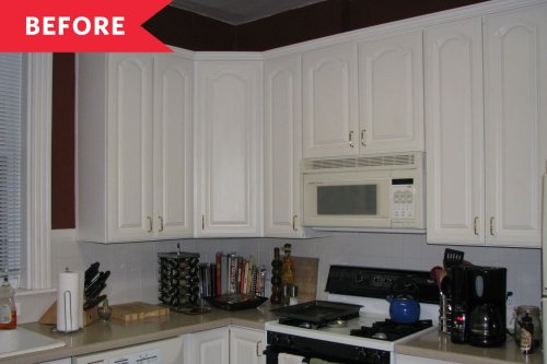 Before and After: A Historic Home's Run-Down Kitchen Gets Its Vintage Charm Back
