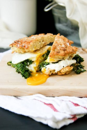 This Is the Matzo Brei Breakfast Sandwich You Need for Passover