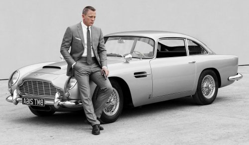 The Most Stylish James Bond Cars 007 Ever Drove
