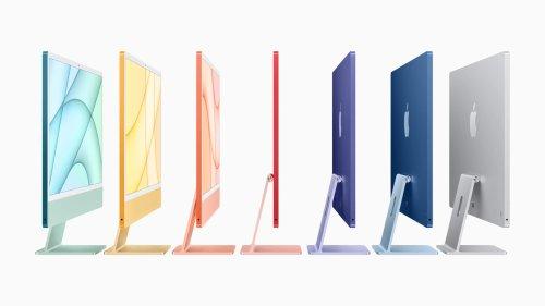 Neuer großer iMac angeblich erst 2022: Apple will interne Konkurrenz vermeiden