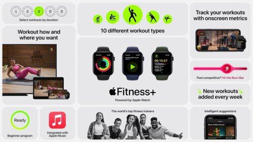 Nur mit Untertiteln: Apple Fitness+ ab 03. November in Deutschland, interessant für euch?