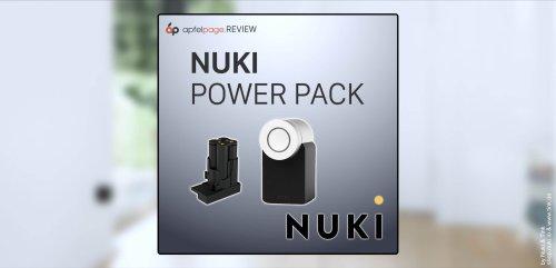 Nuki Power Pack im Test: Smarter Strom für das smarte Türschloss | REVIEW