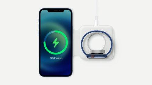 MagSafe Duo: 150 Euro-Ladegerät unterstützt Apple Watch S7-Schnellladen nicht