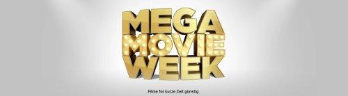 """Filmdeals bei iTunes: Die """"MegaMovieWeek"""""""