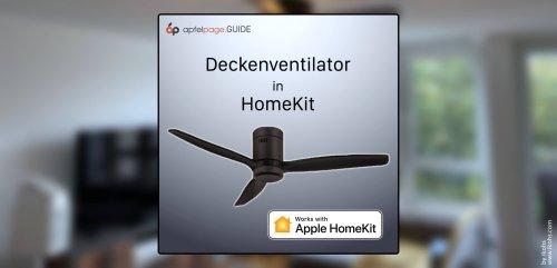 Deckenventilator mit HomeKit steuern: Möglich dank HOOBS und Broadlink   GUIDE