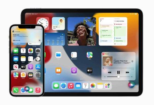 iOS 15 macht Face ID sicher vor betrügerischen Gesichtsmodellen