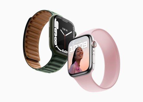 Schneller als Apple: Amazon liefert Apple Watch Series 7 bis Dienstag aus