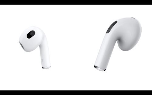 Neue AirPods 3 vorgestellt: Mit Dolby Atmos und neuem Design