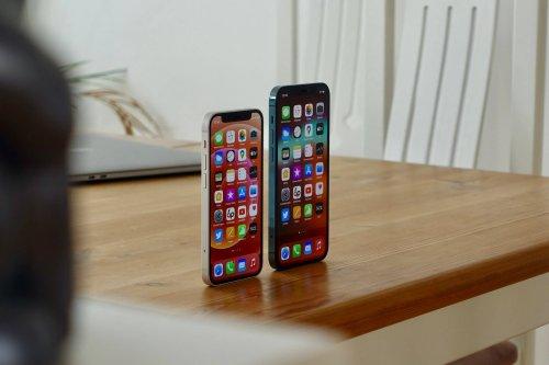 iPhone 13: Video der angeblichen neuen Notch