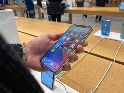 iPhone 13: Neue Notch-Bilder auf Twitter geleakt