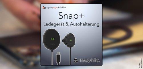 mophie Snap+ im Test: MagSafe-Zubehör für alle Handys | REVIEW