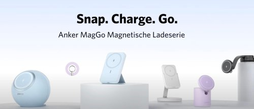 Neues MagSafe-Zubehör von Anker verfügbar