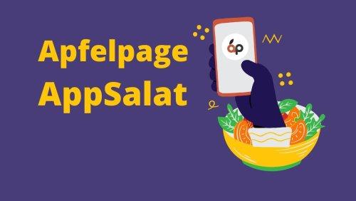 AppSalat – Debüts und Updates: LookUp 7.5 und Waterdrop Hydration