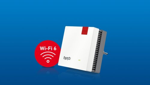 FRITZ!Repeater 1200 AX mit Wi-Fi 6 vorgestellt: Das ist neu