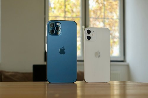 Apple führte mit dem iPhone 12 die weltweiten Smartphoneverkäufe im Januar an