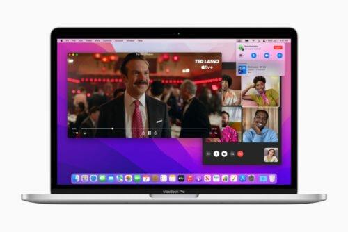 Apple veröffentlicht macOS 12 Monterey