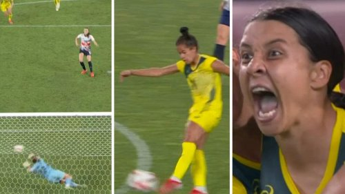 MATILDAS MAGIC: Kerr double, saved pen and teen's stunner seal extra-time epic