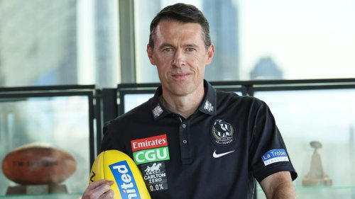 New Pies coach reveals hour-long chat with draft prospect after clear-the-air talks with skipper